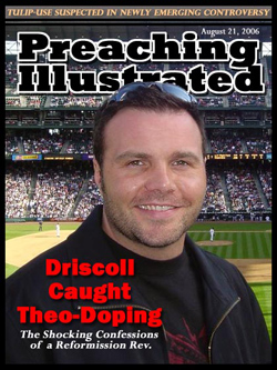 mark driscoll about dating websites